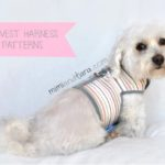 dog vest harness pattern