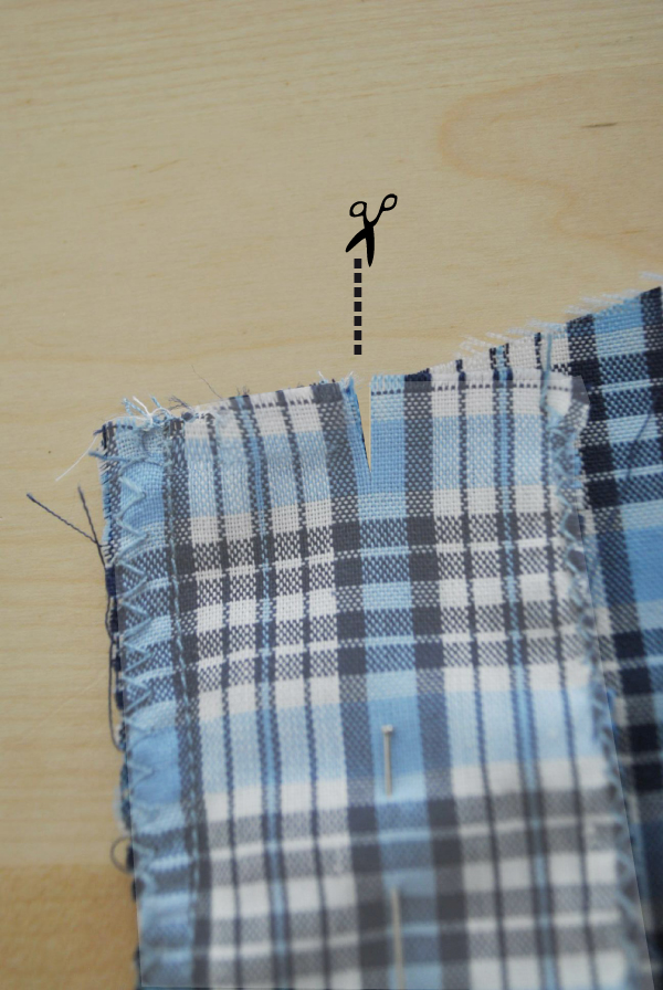 Placket Cut