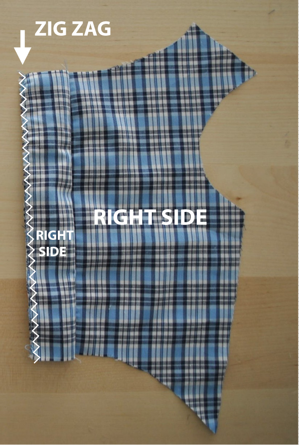 Shirt Plackets