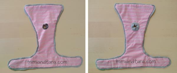 Sew diaper