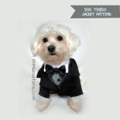 Dog Tuxedo Jacket Patterns