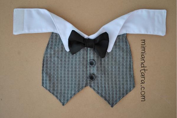 Knitting Pattern For Dogs Tuxedo : Dog Tuxedo Vest Pattern FREE PDF DOWNLOAD