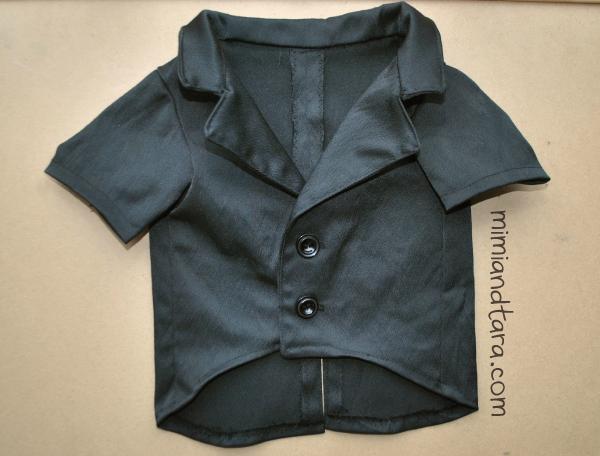 Etiquette jacket