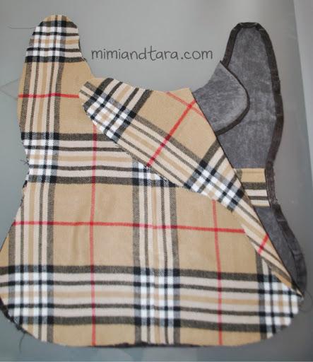 Sew coat
