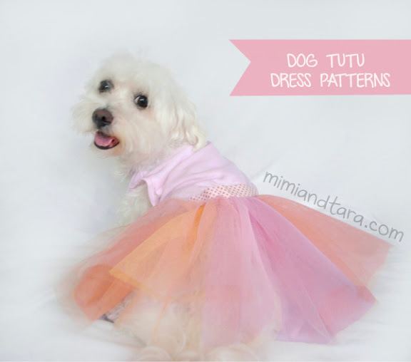 Dog dress patterns | FREE PDF DOWNLOAD