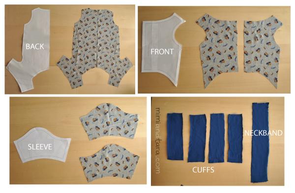 pets pajamas patterns