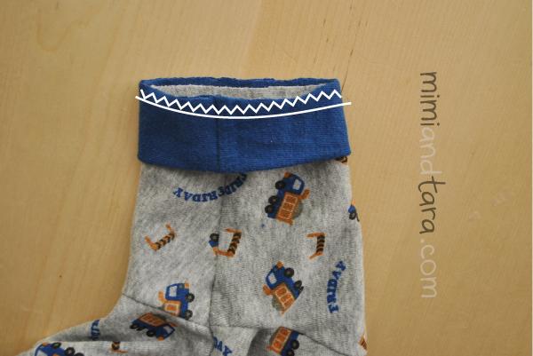 sewing cuff