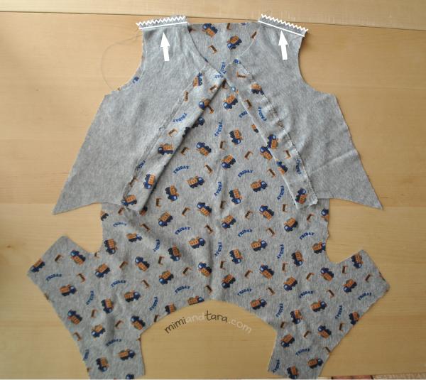 sewing pets pajamas