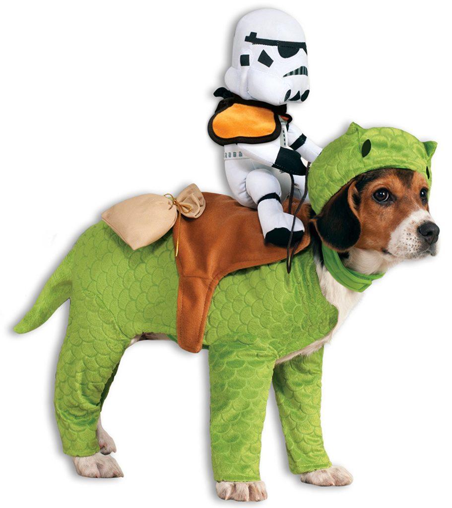 dewpack dog costume