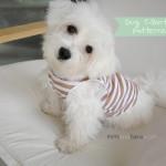 Dog t-shirt patterns