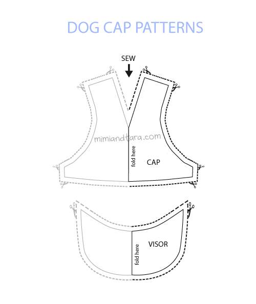 Dog cap pattern free pdf download dog cap pattern maxwellsz