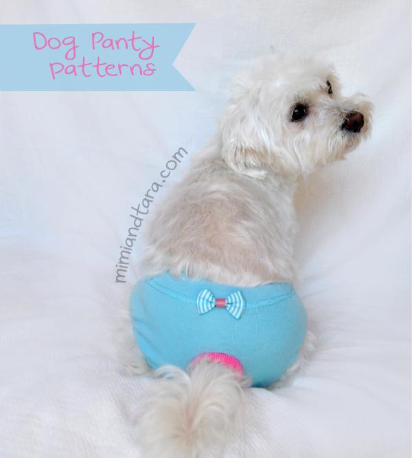 Dog Panties Patterns Free Pdf Download
