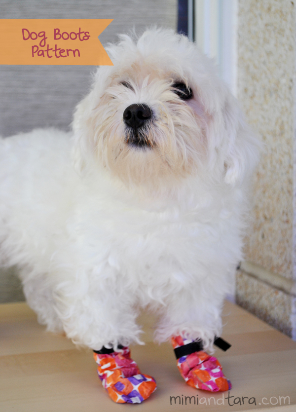 Dog Boots Pattern | How to Make a Dog Shoes | FREE PDF DOWNLOAD