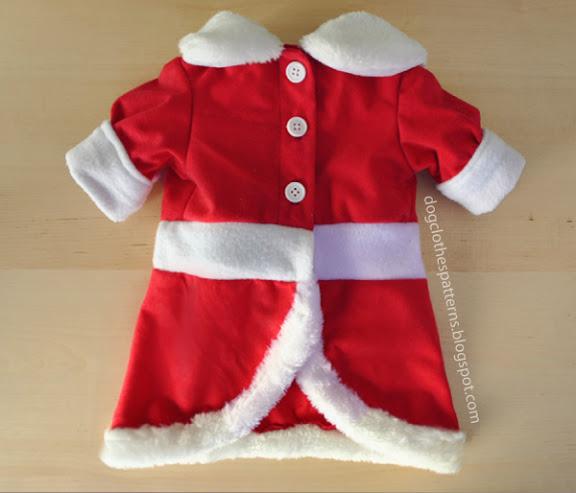 Dog Christmas Dress Patterns Free Pdf Download