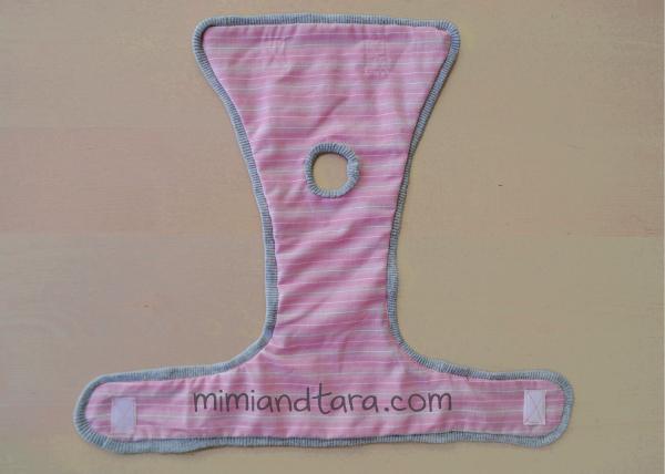 Female Dog Diaper Pattern Free