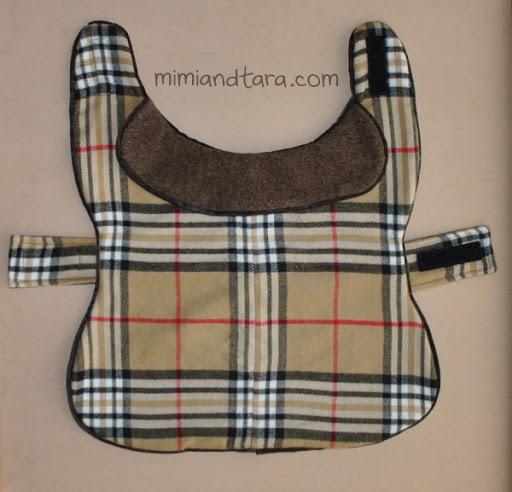 Dog Coat Pattern PDF PATTERN Mimi Tara Magnificent Dog Coat Pattern