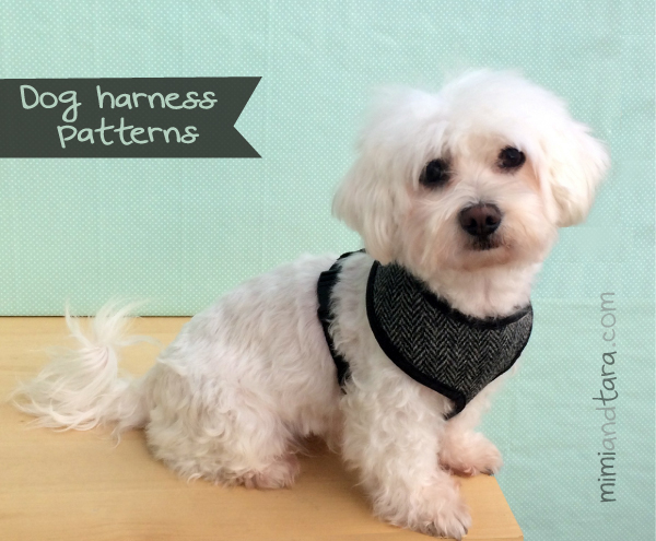 FREE Dog Clothes Patterns In Six Sizes Mimi Tara Gorgeous Free Dog Clothes Sewing Patterns Online